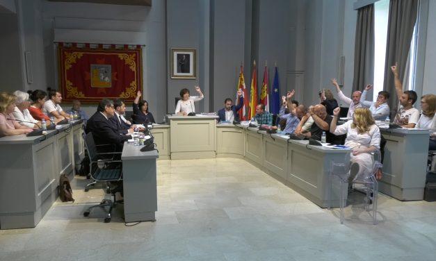 Aprobado inicialmente el presupuesto general del Ayuntamiento para 2018 y la consulta popular para los presupuestos participativos