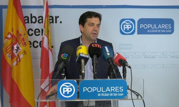 El Partido Popular de Castilla-La Mancha crítica al Gobierno regional en materia de Dependencia, Sanidad y Economía