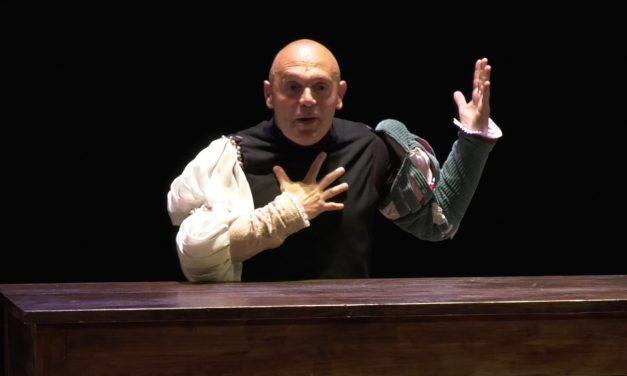 'Romeo & Juliet' inunda de comedia y tragedia las tablas del Auditorio alcazareño dentro del III Festival Los Títeres del Hidalgo