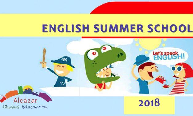 """El ayuntamiento de Alcázar oferta un año más plazas para """"English Summer School"""""""