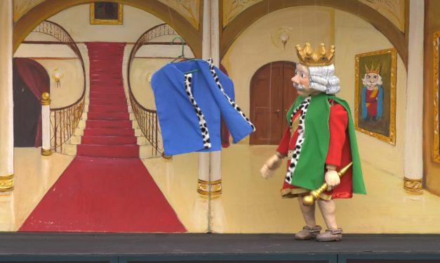 El espectáculo familiar de 'El carruaje de los sueños de Andersen' pone fin al Festival de Títeres