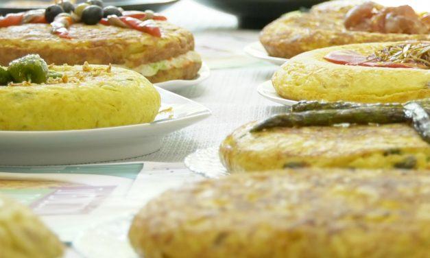 Del 14 al 20 de mayo, tendrá lugar una nueva edición de 'Tortillas con arte'