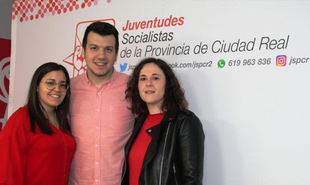 Carlos Rubio Bremard, proclamado nuevo Secretario General de Juventudes Socialistas de la Provincia de Ciudad Real