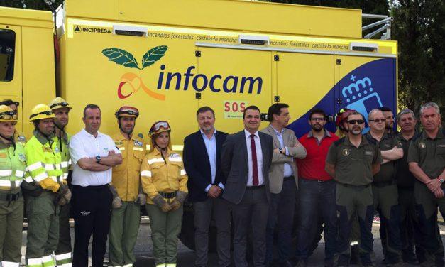 Castilla-La Mancha afronta la campaña de incendios forestales con 3.000 efectivos y ampliando y mejorando las infraestructuras de extinción