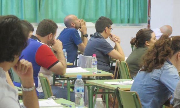 El próximo 23 de junio comenzarán los exámenes de Secundaria y FP de la mayor Oferta de Empleo Público docente desde el año 2010
