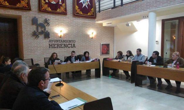 El Pleno del Ayuntamiento de Herencia aprueba los trámites para la construcción de la Ronda Este para desviar el tráfico pesado por el extrarradio