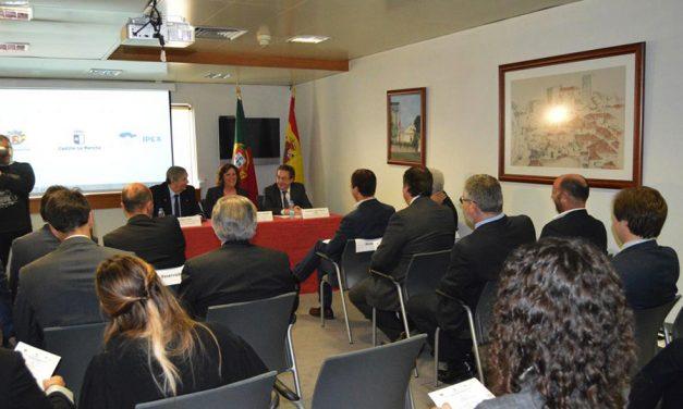 Una treintena de empresas portuguesas se interesan por Castilla-La Mancha como destino de negocios