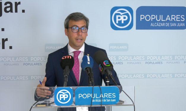 """El PP acusa al PSOE de """"insultar e inventar datos sin rigor"""""""
