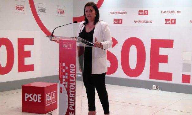 """Mayte Fernández confía en las cinco enmiendas presentadas por el PSOE """"para completar la estrategia de desarrollo y promoción de Puertollano"""""""