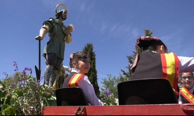 Alcázar celebra la tradicional romería en honor a San Isidro Labrador, patrón de los agricultores