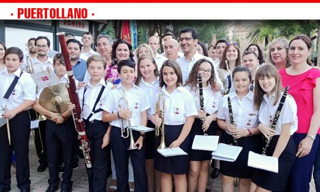 La Diputación hace posible en Puertollano el mayor homenaje a la música y a los músicos celebrado en la provincia