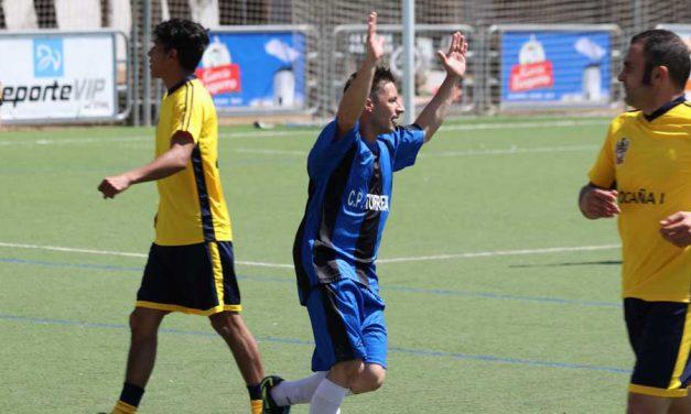 Ochenta reclusos de Castilla-La Mancha disputan la fase previa del Torneo de Fútbol entre Centros Penitenciarios en Alcázar