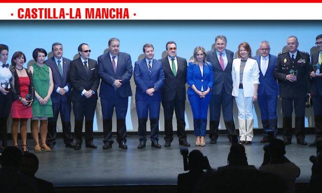 """García-Page: """"La ONCE marca el listón más alto en el escenario de la solidaridad"""""""