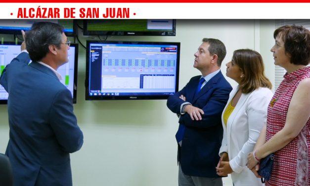 El Gobierno regional se compromete a instalar fibra óptica en los polígonos industriales de Alcázar de San Juan