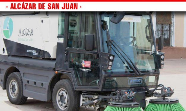 UGT denuncia la paralización de la negociación del Convenio Colectivo en la Empresa Ferrovial, limpieza pública y mantenimiento de zonas verdes, de Alcázar de San Juan