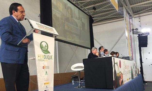 ASAJA Ciudad Real participa durante todo el fin de semana en FERDUQUE 2018