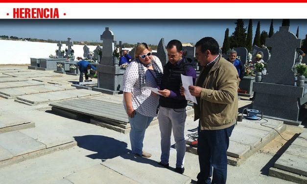 El Ayuntamiento de Herencia mejora la gestión del Cementerio con la instalación de una nueva aplicación informática