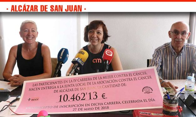 La IV Carrera de la Mujer recauda 10.462,13 euros en beneficio para la AECC en la investigación contra el cáncer