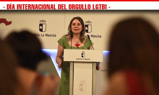 El Gobierno de Castilla-La Mancha reitera su compromiso de lucha contra todos los factores de discriminación hacia el colectivo LGTBI
