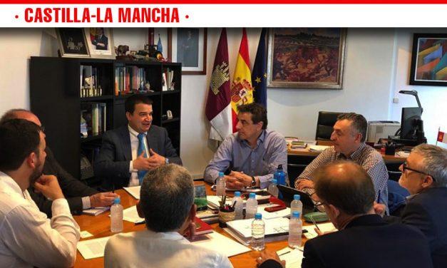 El Gobierno de Castilla-La Mancha y las asociaciones ecologistas muestran su rechazo a la construcción del cementerio nuclear en Villar de Cañas