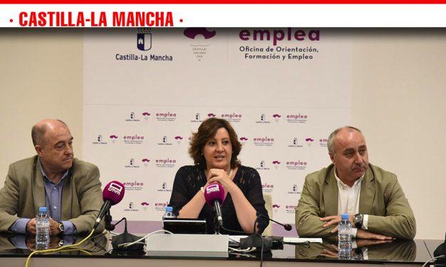 La red de Oficinas Emplea de Castilla-La Mancha han intermediado para que 26.539 personas hayan encontrado un empleo en el año 2017