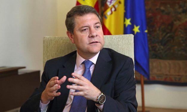 García-Page garantiza el cumplimiento de su programa electoral y se compromete a seguir anteponiendo los intereses regionales por encima de todo