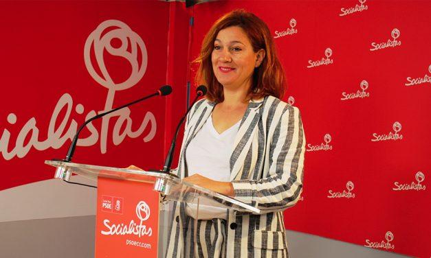 """Pilar Espadas: """"El Gobierno de Pedro Sánchez será sensible con las necesidades de la provincia de Ciudad Real»"""