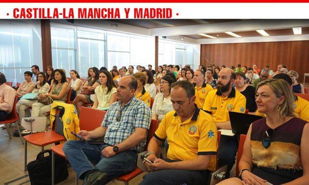 Profesionales sanitarios de Castilla-La Mancha y de Madrid comparten experiencias clínicas sobre la atención a pacientes con traumatismos