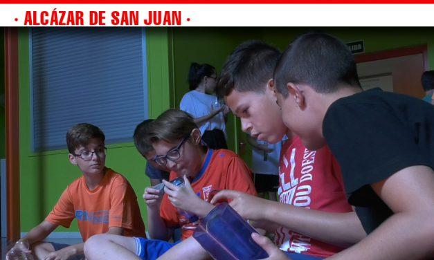 Inicio de las actividades de verano para jóvenes en el Centro Joven Covadonga