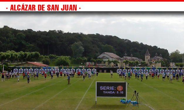 El club de Tiro con Arco Alcazarco de Alcázar de San Juan, ha participado en el Campeonato de España por equipos celebrado en Santander