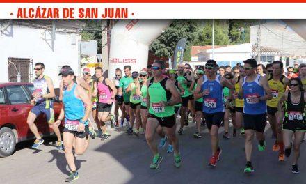 La V edición de la carrera urbana 'Subida a los molinos' de las fiestas del barrio El Porvenir triplica la participación alcanzando los 150 corredores