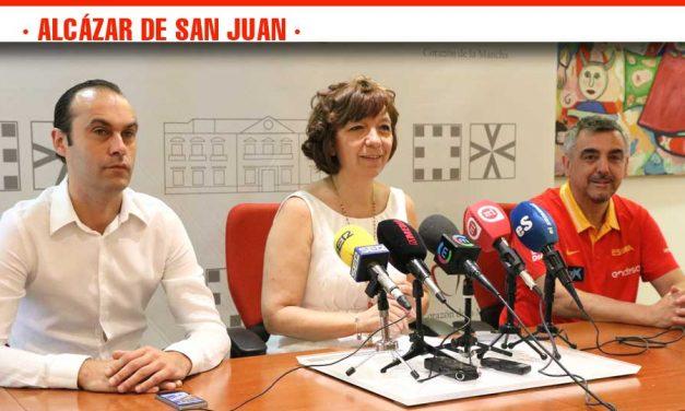 El Torneo Internacional U18F entre España, Francia, Alemania y Bélgica se celebrará del 20 al 22 de julio en pabellón Antonio Díaz-Miguel