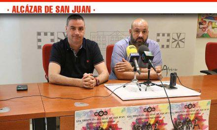 El XXX Triatlón Alcázar de San Juan en categoría de menores se celebrará este sábado