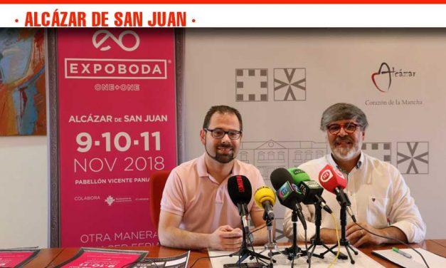 El Pabellón Vicente Paniagua acogerá la celebración de la Feria Nacional Expobodas del 9 al 11 de noviembre
