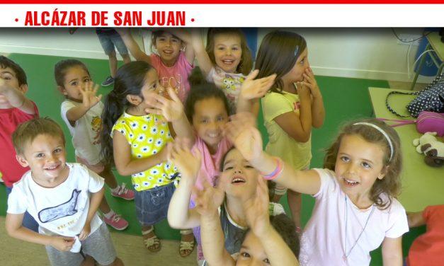 La Escuela de Verano de Inglés reúne a 62 niños de entre 3 y 12 años