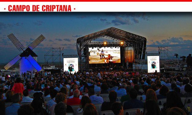 Más de 4000 personas se congregaron en la XIII Gala Quijote de la Música en Campo de Criptana