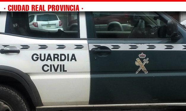 La Guardia Civil ha detenido a cuatro personas por robo en casas de campo de la provincia de Ciudad Real