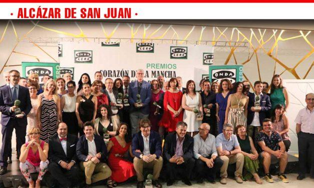 Los XXVI Premios Corazón de La Mancha, reconocen los méritos de personas, asociaciones o entidades de la región
