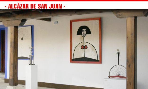 Las Meninas del artista Alfredo Martínez en alojan en Quinta Monteguerra