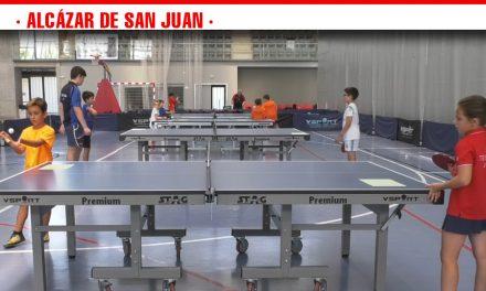 V Campus de Tenis de Mesa de Alcázar de San Juan