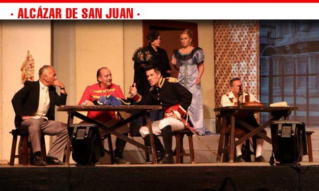 """""""La Canción del Olvido"""" ha sido la gran protagonista en el LIV Festival Internacional de Folklore de Alcázar de San Juan"""