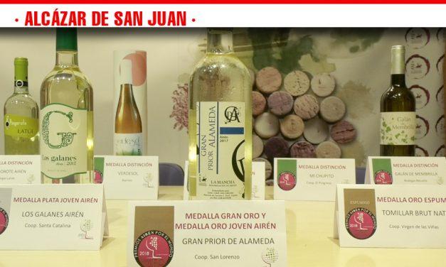 Gran Prior de La Alameda se alza con la medalla Gran Oro en la VI edición de los Premios Airén por el Mundo