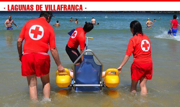Cruz Roja pone en marcha el proyecto de Baño adaptado para mayores con movilidad reducida y personas con discapacidad física