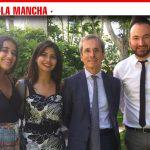 Dos alumnas de la región que cursaron el programa 'Bachibac' reciben una beca del Gobierno francés para sus estudios universitarios en Francia