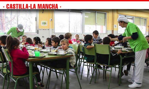 El Gobierno regional abre por tercer verano consecutivo los comedores escolares beneficiando a más de 4.200 alumnos y alumnas