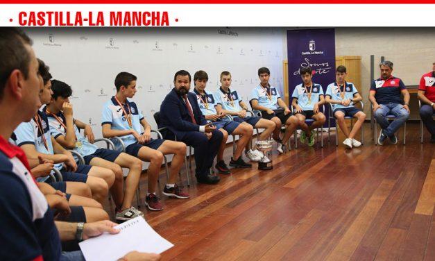 """Se espera que la Copa de Fútbol de Castilla-La Mancha sea un ejemplo de juego limpio """"para los niños y niñas que vienen detrás"""""""