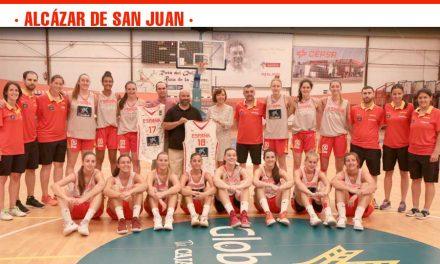 La Selección Española sub 18 de baloncesto femenino prepara el Europeo en Alcázar antes del Torneo Internacional que acoge la localidad del 20 al 22 de julio