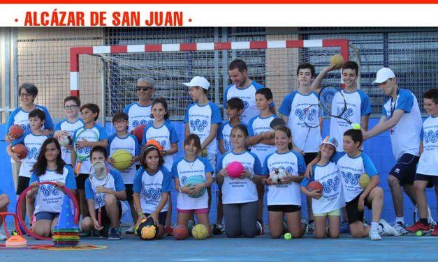 Balonmano, fútbol, baloncesto o tenis en el II Campus de Verano 'Multideporte Escolar' del 16 al 27 de julio