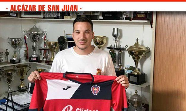 Álvaro Martínez se convierte en el nuevo entrenador del Sporting de Alcázar de la Liga Juvenil Nacional