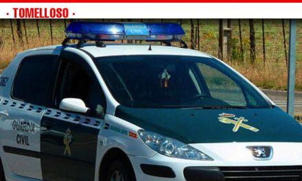 La Guardia Civil destapa un punto de venta de droga en Tomelloso tras un aviso por una discusión familiar